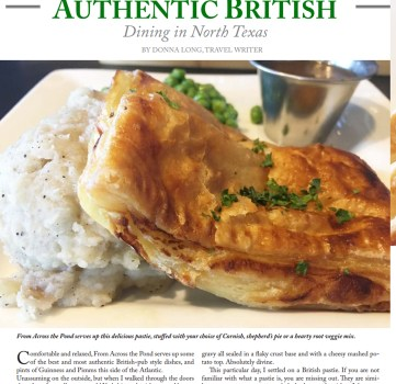 Authentic British Dining in North Texas – LiveIt Texas