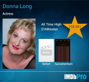 Donna Long IMDb