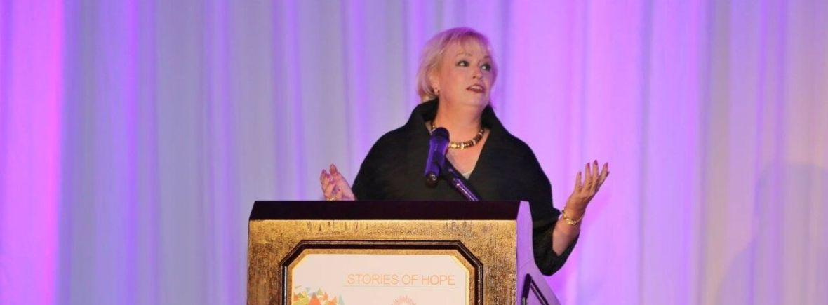 Donna A Heckler - Catholic inspirational speaker