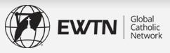 Logo for EWTN