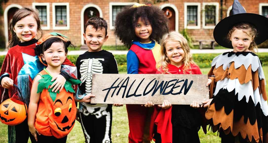 Children and Halloween