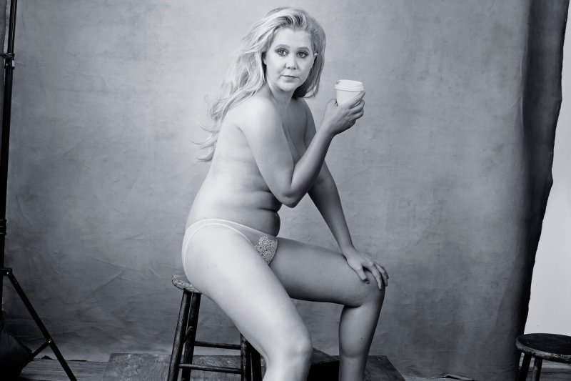 BE FLAWSOME Amy Schumer