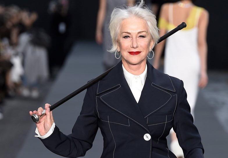 Helen Mirren quotes on getting older