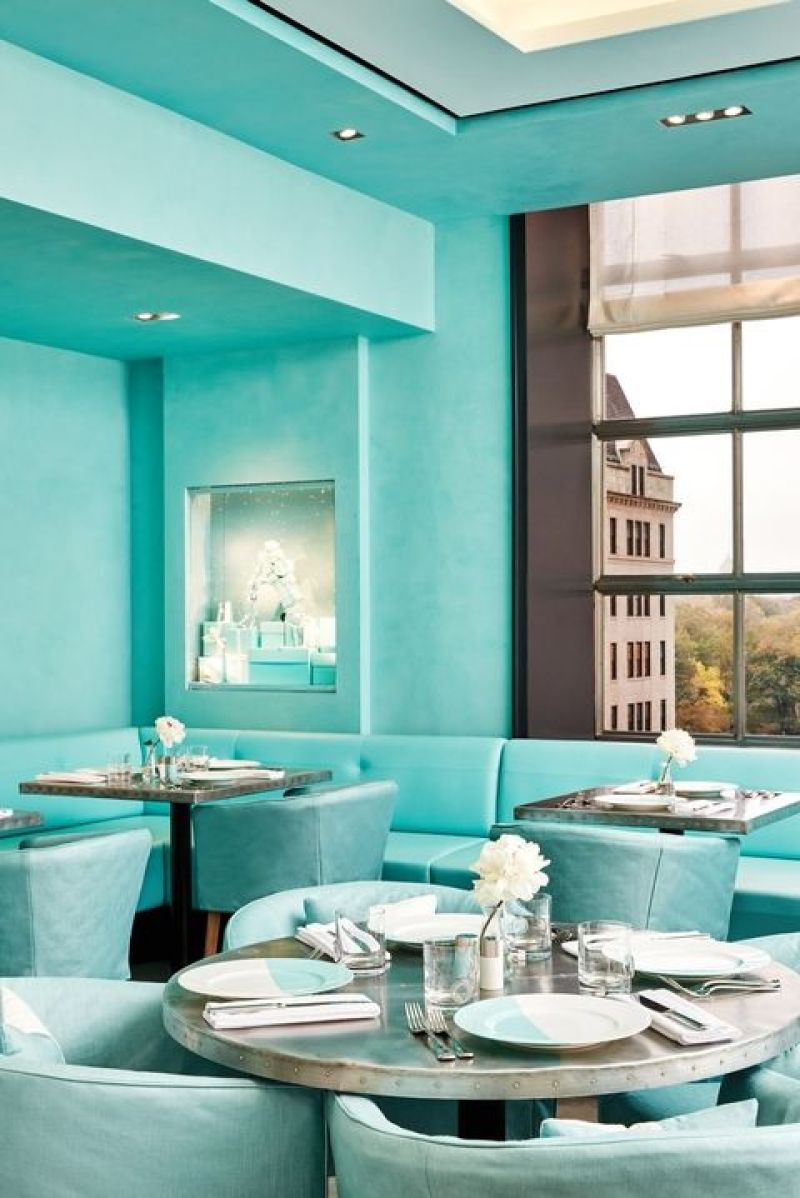 You Can Now Actually Have Breakfast - at Tiffany's!