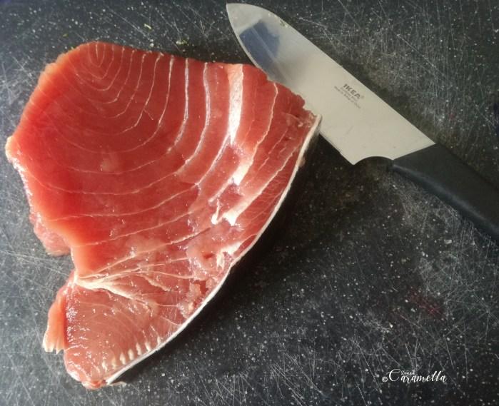 tonijnsteak