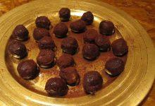 Powered Up Chocolate Truffles