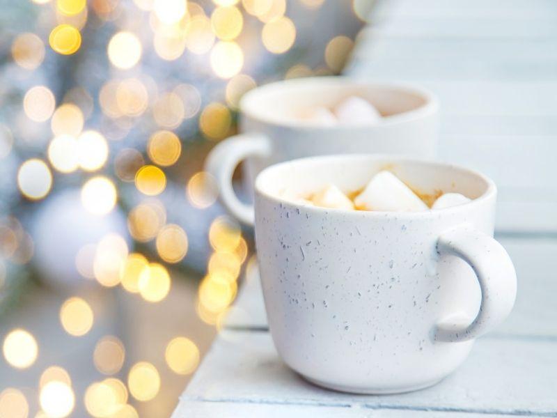 Get into the Christmas spirit