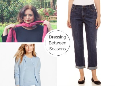 Dressing Between Seasons