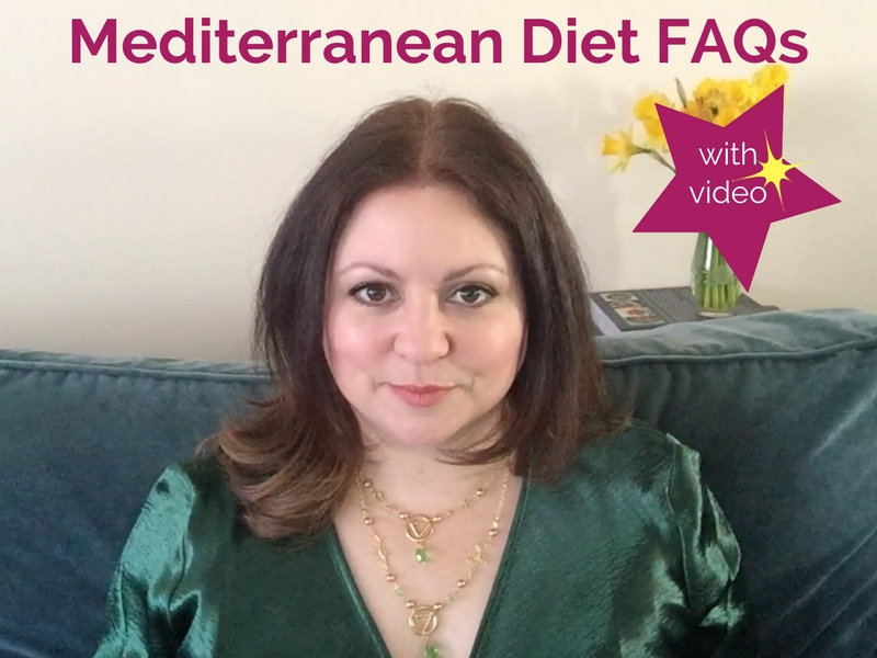 Mediterranean Diet FAQs – Frequently Asked Questions