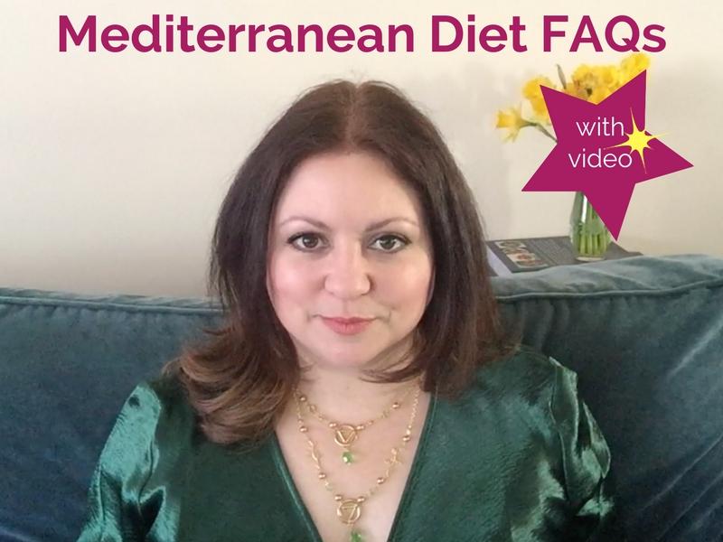 Mediterranean Diet FAQs