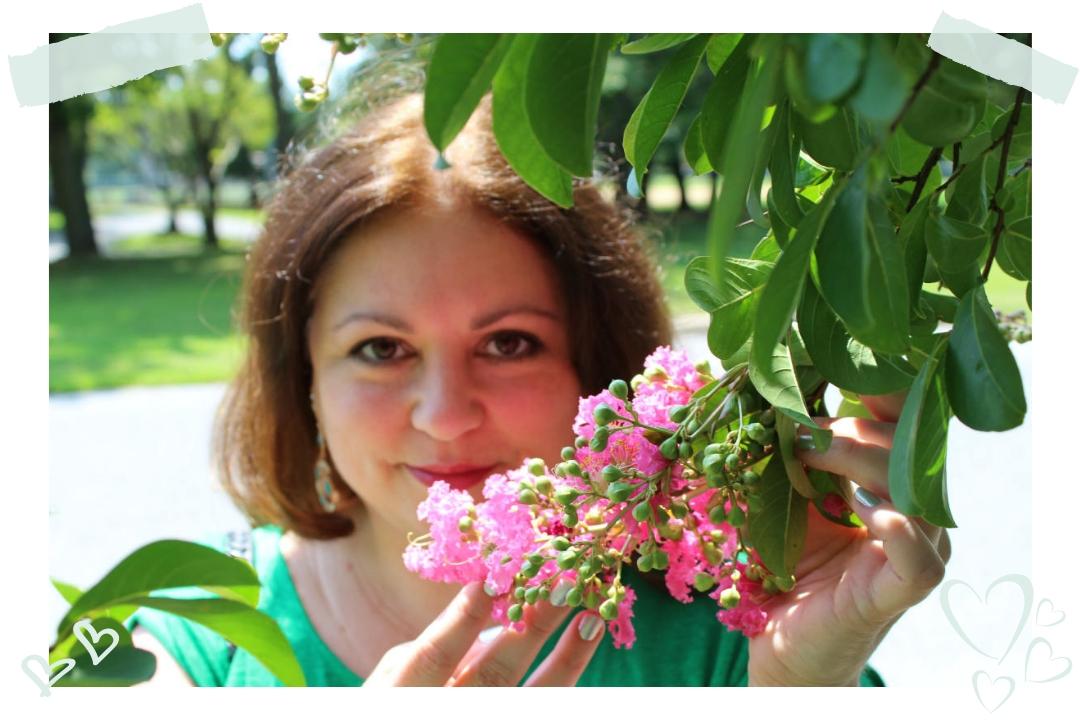 Donna DeRosa spring flowers