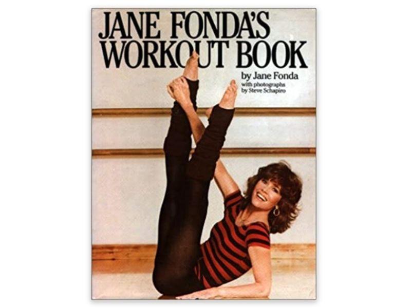 Jane Fonda's Workout Book