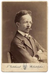 Henry Osswa Tanner by Federick Gutekunst (Paris 1907)