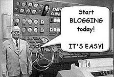 Startblogging