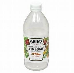 Vinegar is magic  Also: A frugal Swiffer hack  - Surviving