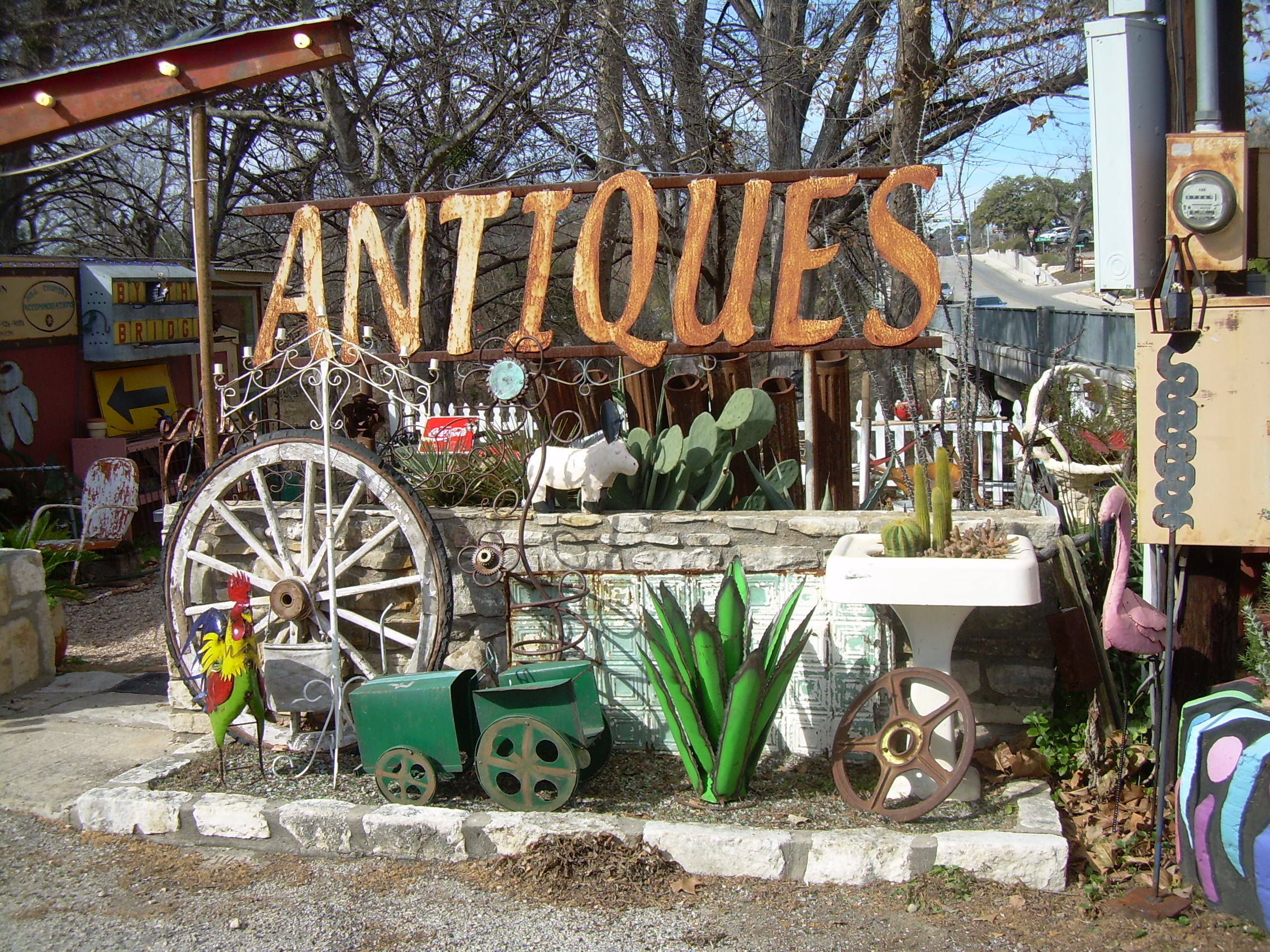 Postcard From Wimberley Texas Travel Tales Of A Texas Nomad