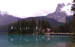 Pond reflecting Mountain