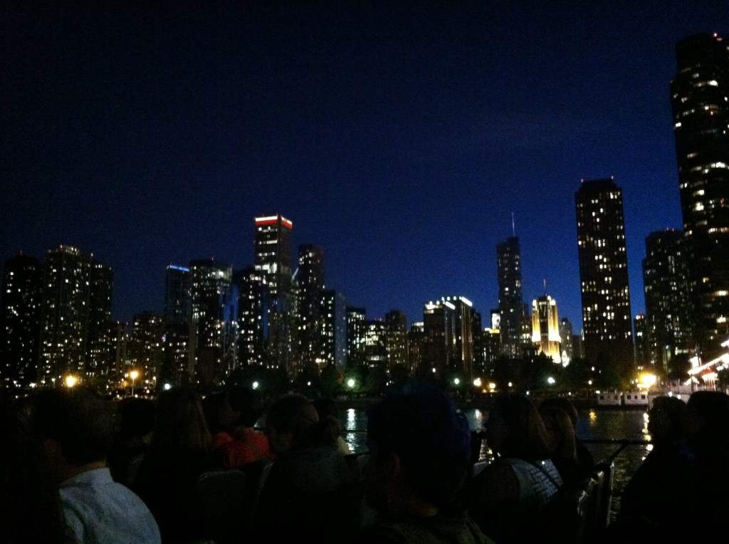 Seadog Fireworks Cruise in Chicago