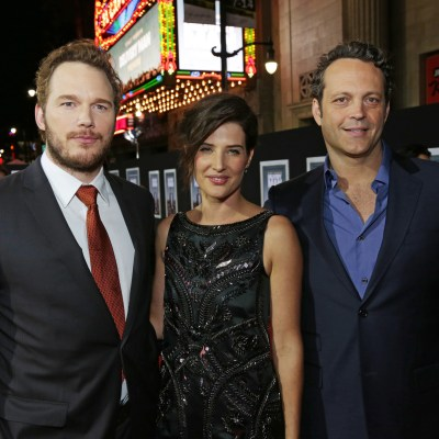 Cobie Smulders and Chris Pratt Actor Interview