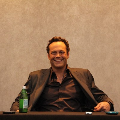Interview with Vince Vaughn