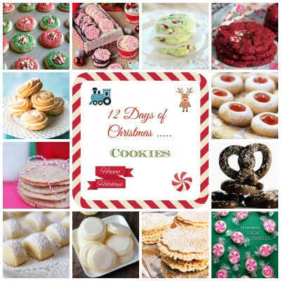 12 Days of Christmas – Christmas Cookies