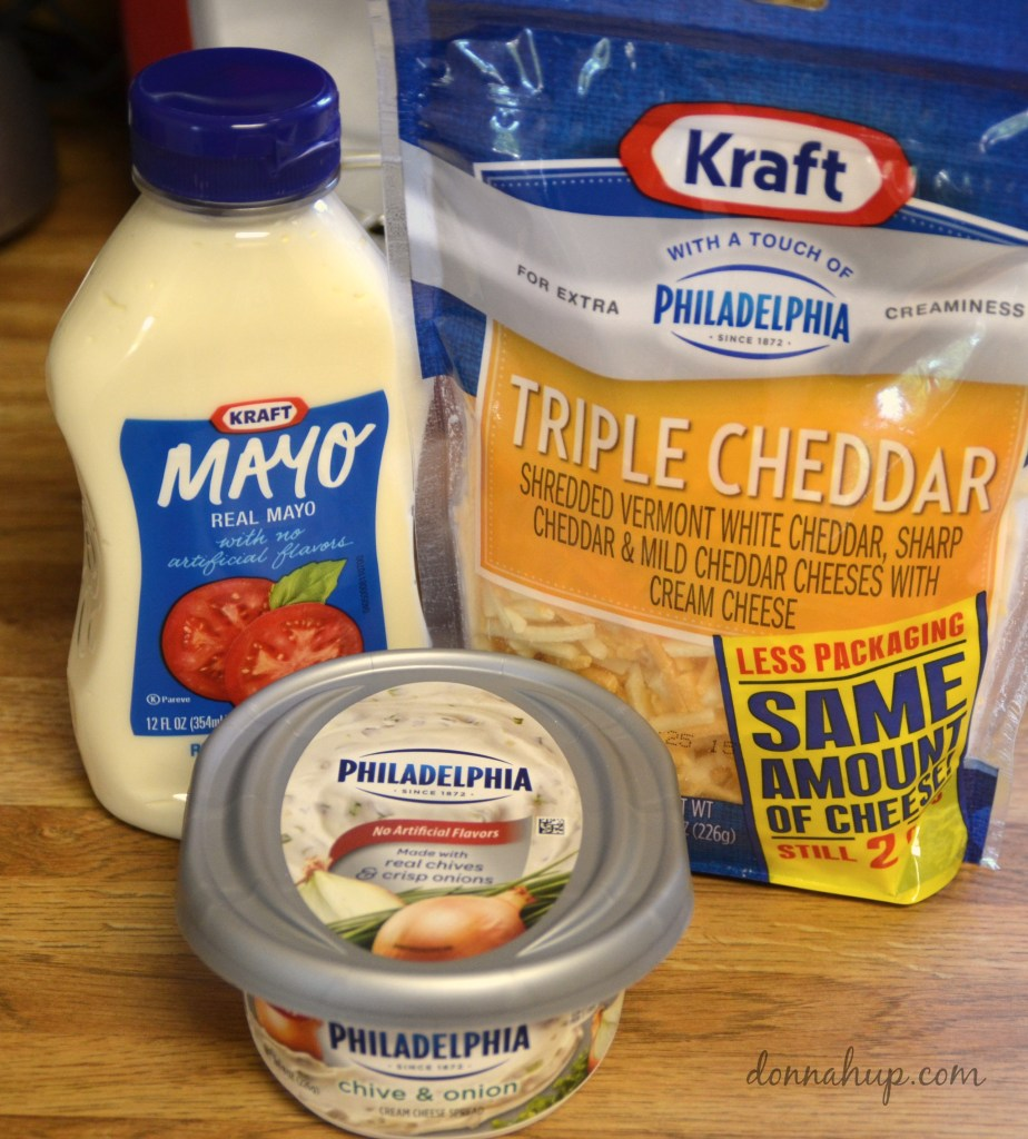 The Best Bacon and Cheese Dip Recipe