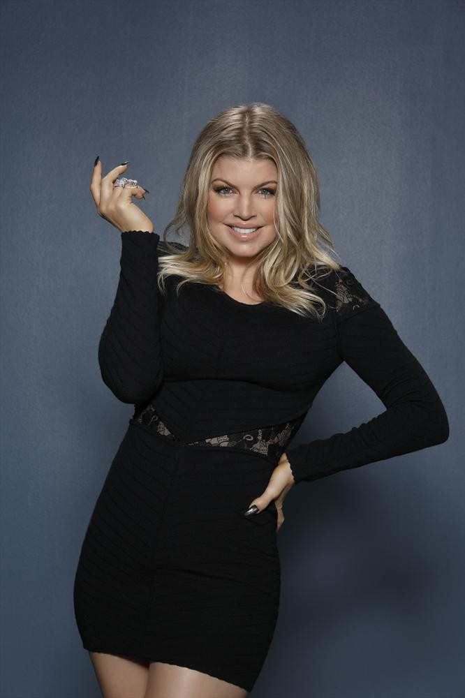 Advice on Motherhood and Balance with Fergie #Fergie #AMAs #ABCTVEvent #RockinEve