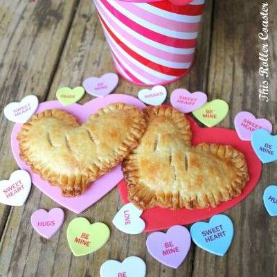 Peanut Butter Chocolate Hand Pies