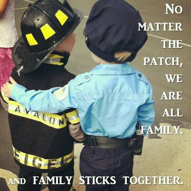 Police Men + Firemen + Make a Wish = A Winning Combination #BattleoftheBadges #Iowa #MakeAWish