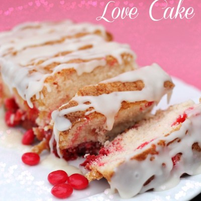 Red Hot Love Cake