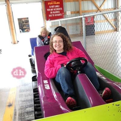 A Day of Fun at Egg Harbor Fun Park