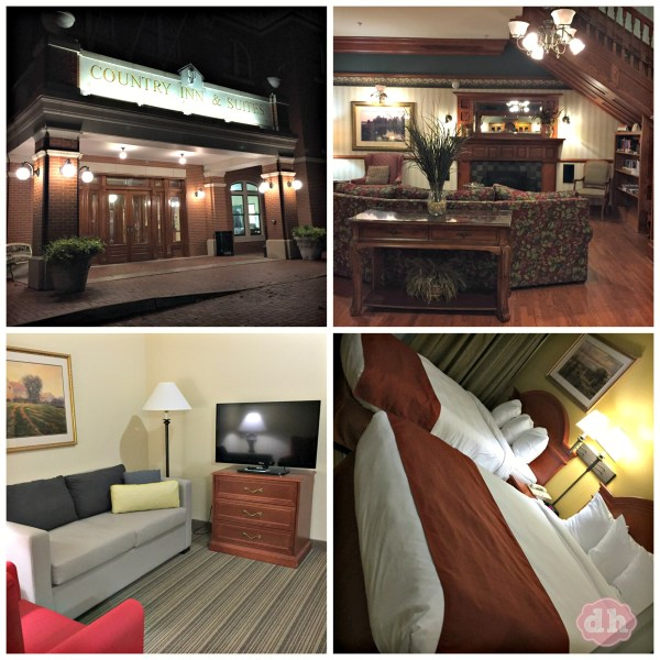 Country Inn & Suites in St. Charles, MO #travel #StCharlesMO