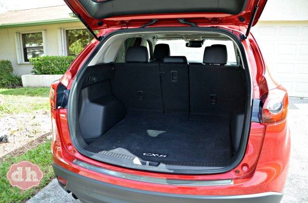 My 5 Favorite Things about the Mazda CX5 #DriveMazda