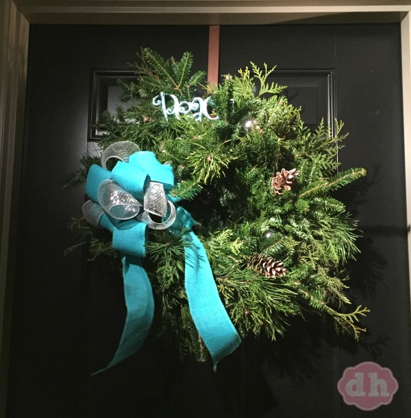 When Making a Wreath is More than Making a Wreath