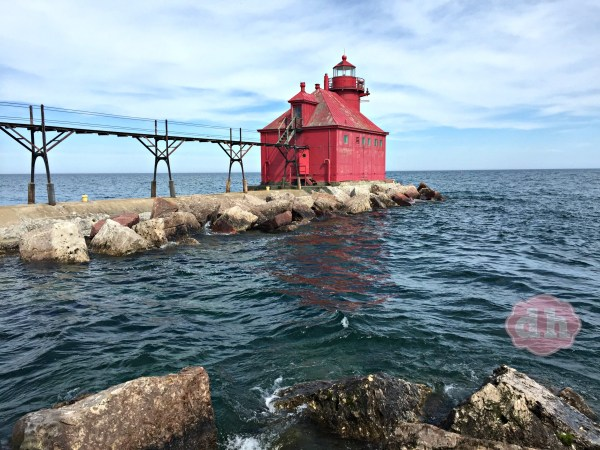 The Lighthouses of Door County