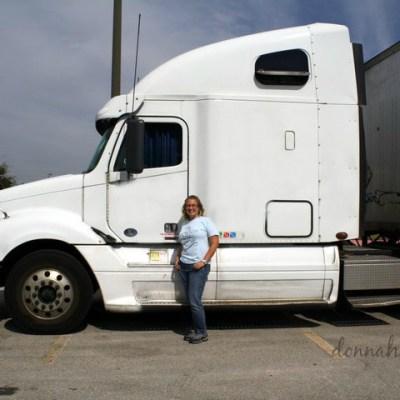 Protecting Myself #TruckerTuesday