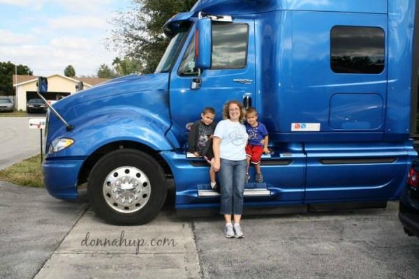 The Trucker's Wife #TruckerTuesday