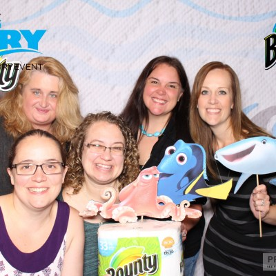 Even Bounty is celebrating FINDING DORY