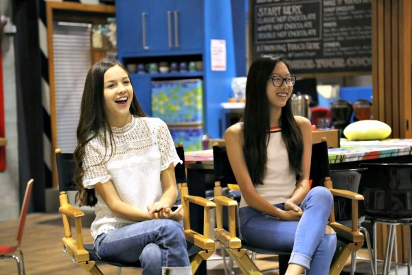 Visiting the set of BIZAARDVARK #Bizaardvark