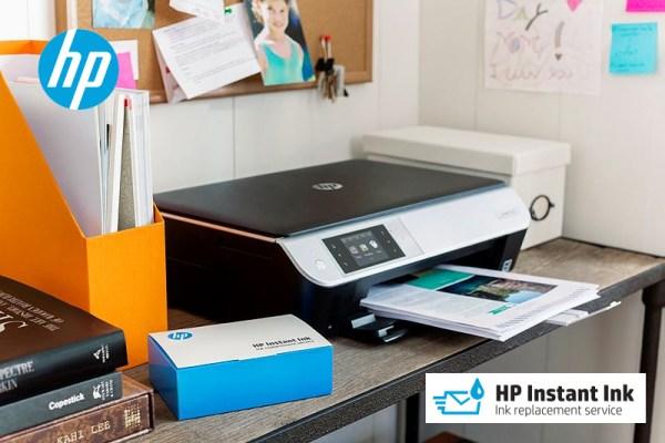 Instant Ink From HP Ink Cartridges Refills Come to your Front Door!