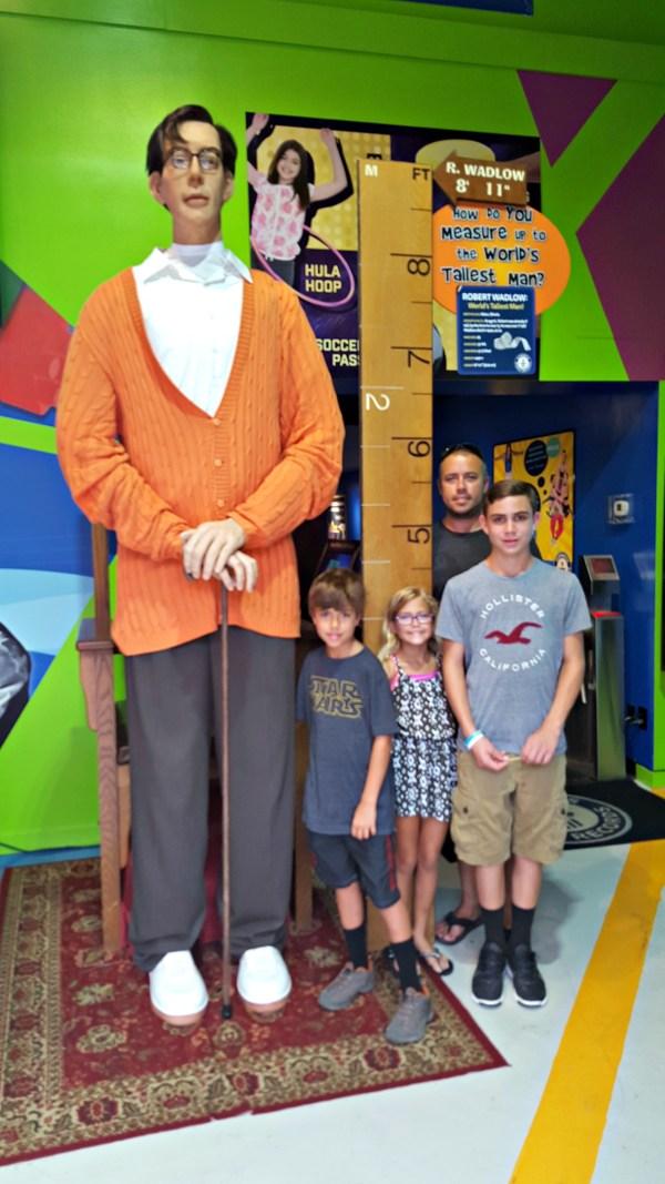 Ripley's Smoky Mountain Aquarium and More