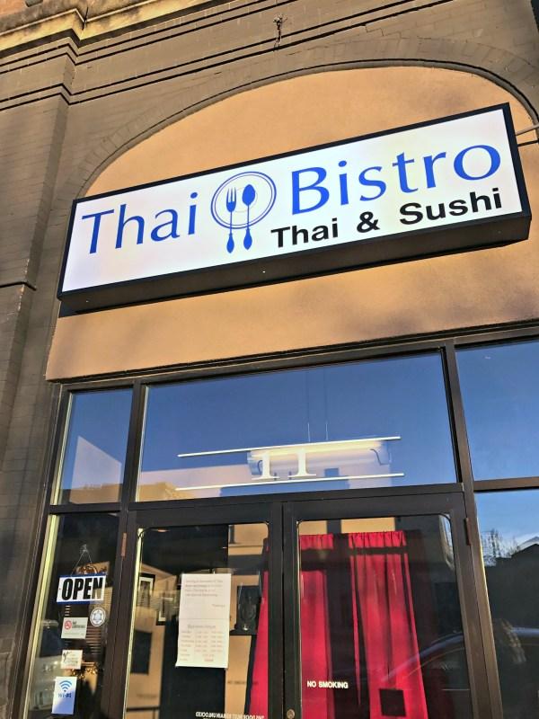 Date Night at Thai Bistro in Mason City