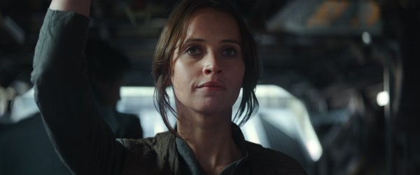 Let's Chat about Rogue One