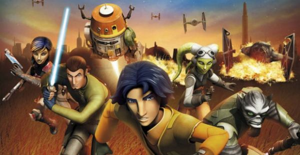 Talking with the Man behind Star Wars Rebels