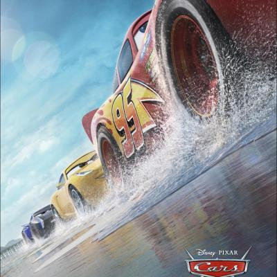 Make sure to Race to Theaters on Friday and see Cars 3
