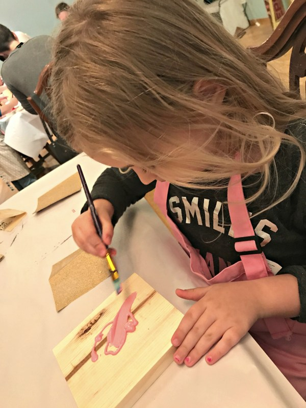 Summer Kids Crafts and More at Kelly Gau Studio