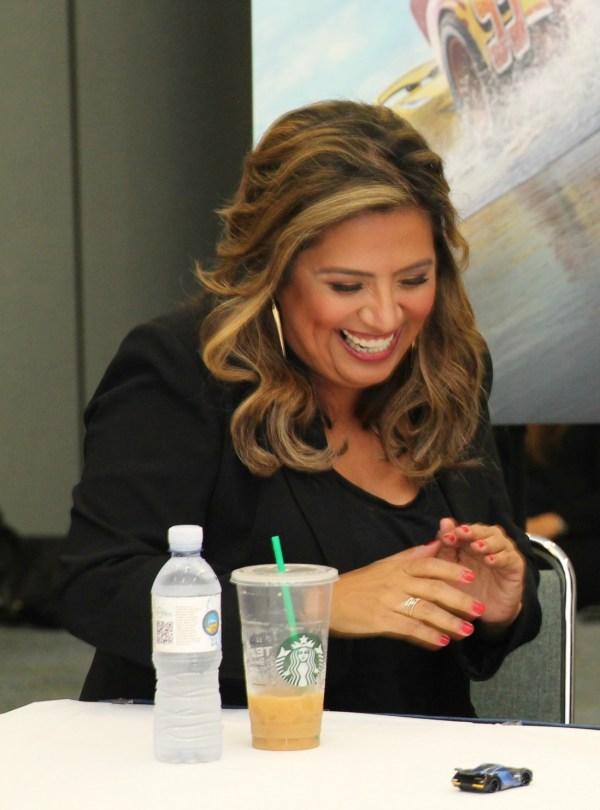 The Voice Behind Cruz Ramirez - Cristela Alonzo