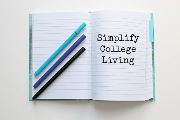 Simplify College Living