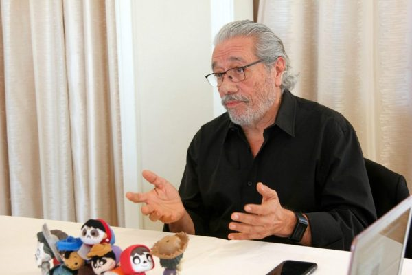 Sitting Down with Edward James Olmos