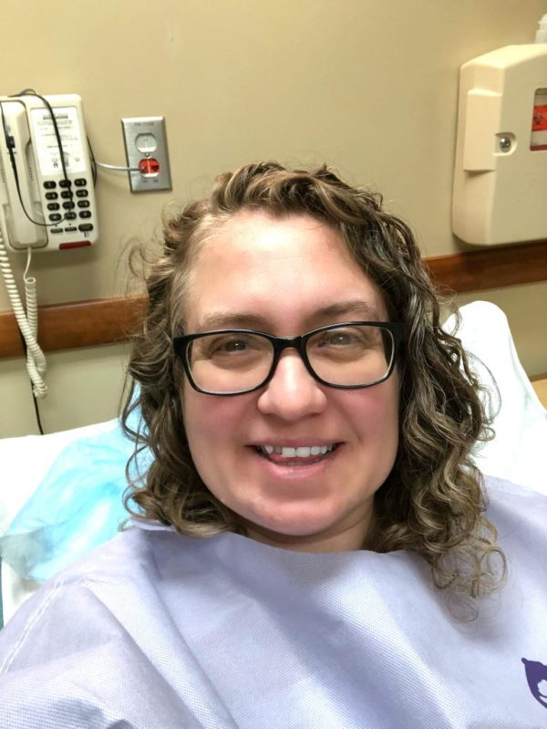 Deep Excision and Hysterectomy Surgery Day